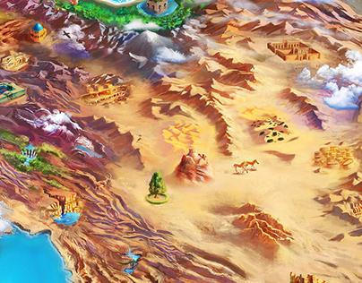 iran land