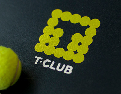 Logo and Identity for Tennis Club