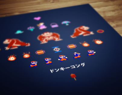 Retro Gaming Canvas, Prints & Posters 2