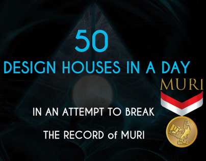 SMART HOUSE | 50 house design in a day