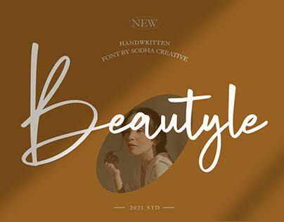 Beautyle Modern Script