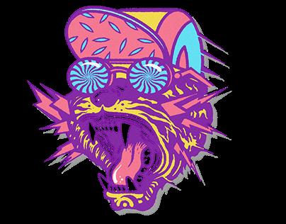NEW-RETRO TIGER