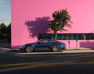 King of sportscars: Porsche 911