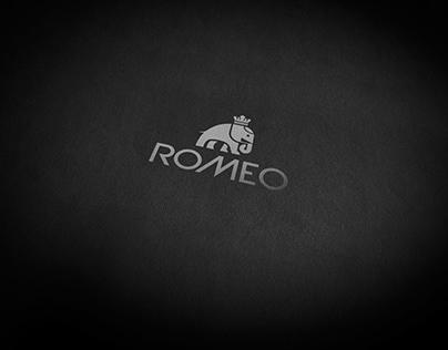 Corporate identity - ROMEO Clothes