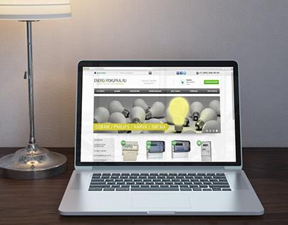 Energopokupka Web Store