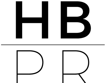 New visual identity: Holm & Bertung PR