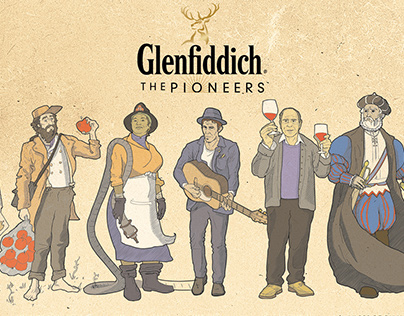 Glenfiddich Pioneers