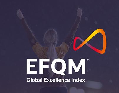 EFQM Global Excellence Index - Visual Design