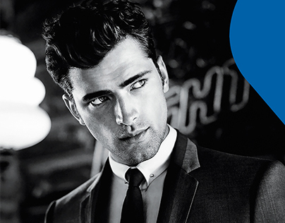 Sean O'pry - Diseño editorial