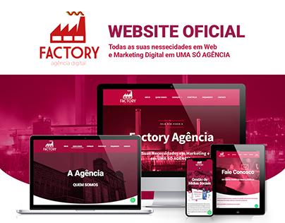 Website | Factory Agência