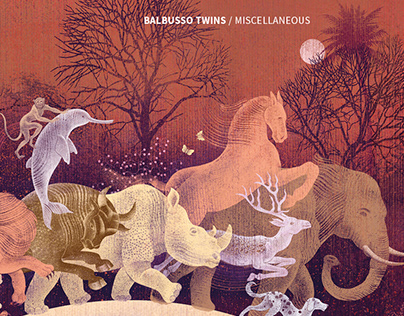 Balbusso Twins miscellaneous booklet