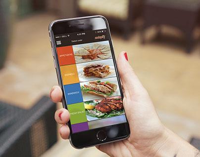 Zunzi's Mobile App.