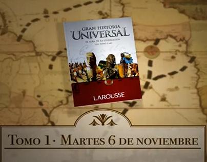 El Nacional Colección Historia   Promo