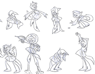 Red - Character for Animation