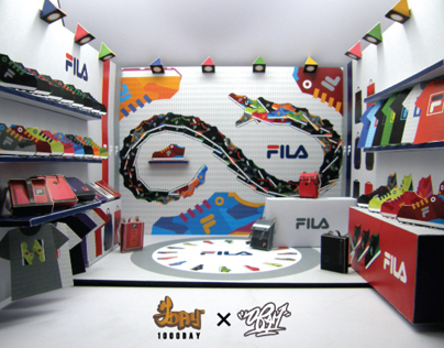 FILA : INFINITE TOY