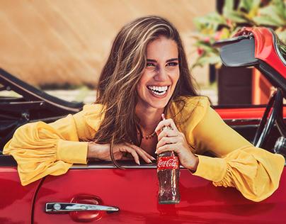 Coca Cola Summer 18 campaign.