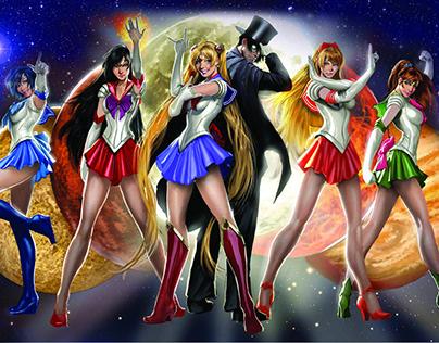 Sailor Moon: Similarities Between the Powers