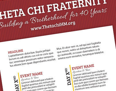 Fall 2012 Recruitment PR