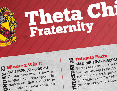 Spring 2012 Recruitment PR