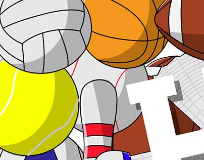 Doodle HEAJ sport