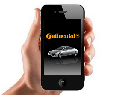 Continental Mobile Application