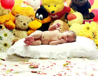 Baby Elleonie Savannah