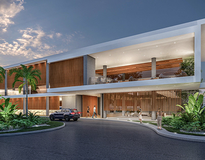 SEDE EL PEÑON - Architectural Design
