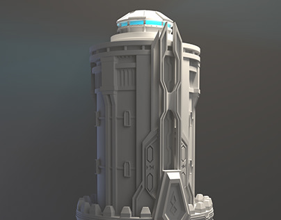Dwarf Light house