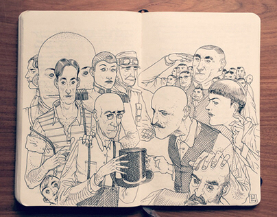 1.2 Sketchbook 2014