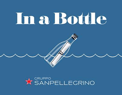 San Pellegrino | In a Bottle | Web Magazine