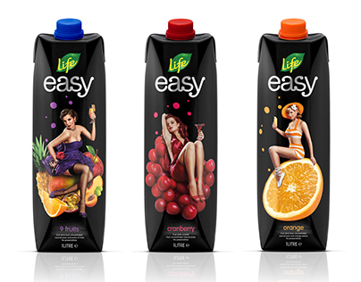 Life Easy | Juice packaging for professional use