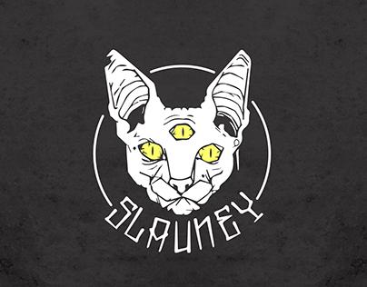 "Slauney 'Badass"" Album Artwork"