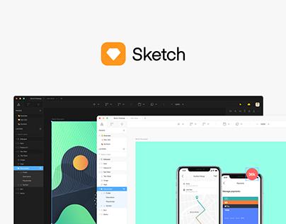 Sketch GUI Redesign