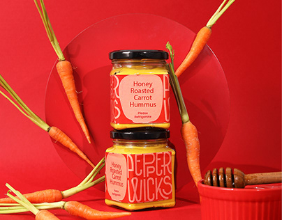 Product Photography for Pepperwicks (Dips)