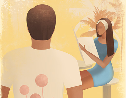 Fisher Islands. Illustrations