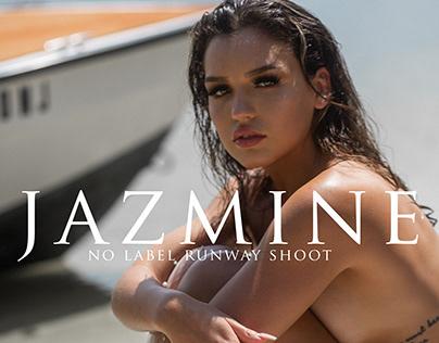 No Label Runway Test Shoot - Jazmine