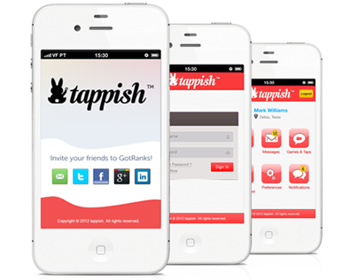 Tappish Mobile Application