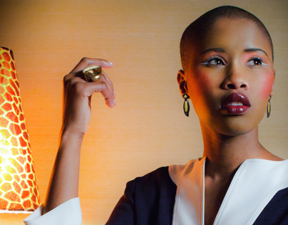 UP Magazine - Fashion Angola