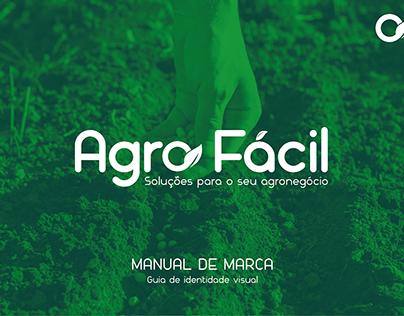 Agro Fácil   Branding, Manual de Marca