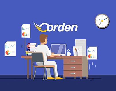 Oorden (Motion Graphics Spot)