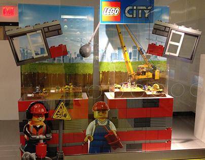 LEGO Window Displays