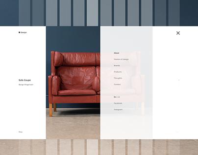 ■-Design | UI/UX Project, Website