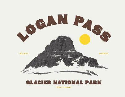 Glacier National Park Conservancy x Amble