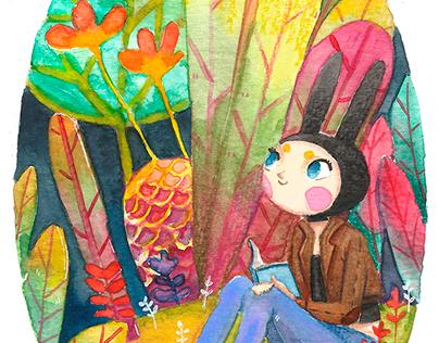 New watercolors!
