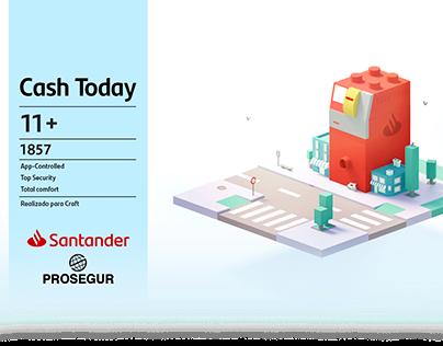 Craft Worldwide / Santander Cash Today