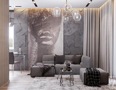 Дизайн вітальні / Дизайн гостиной / Design Living Room