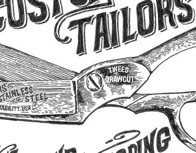 CUSTOM TAILORS by tweed style
