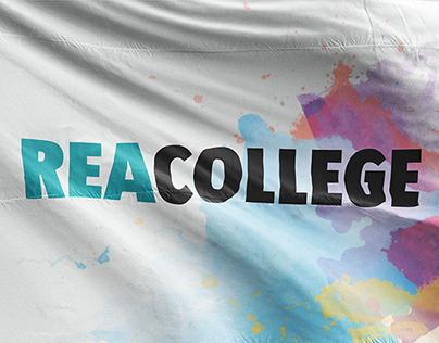 Corporate identity REA College