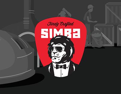 Simba Craft Beers - Brand Identity + Visual Language