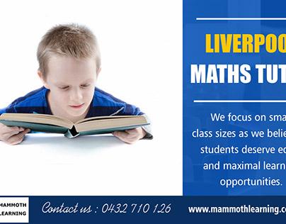 Liverpool Maths Tutor